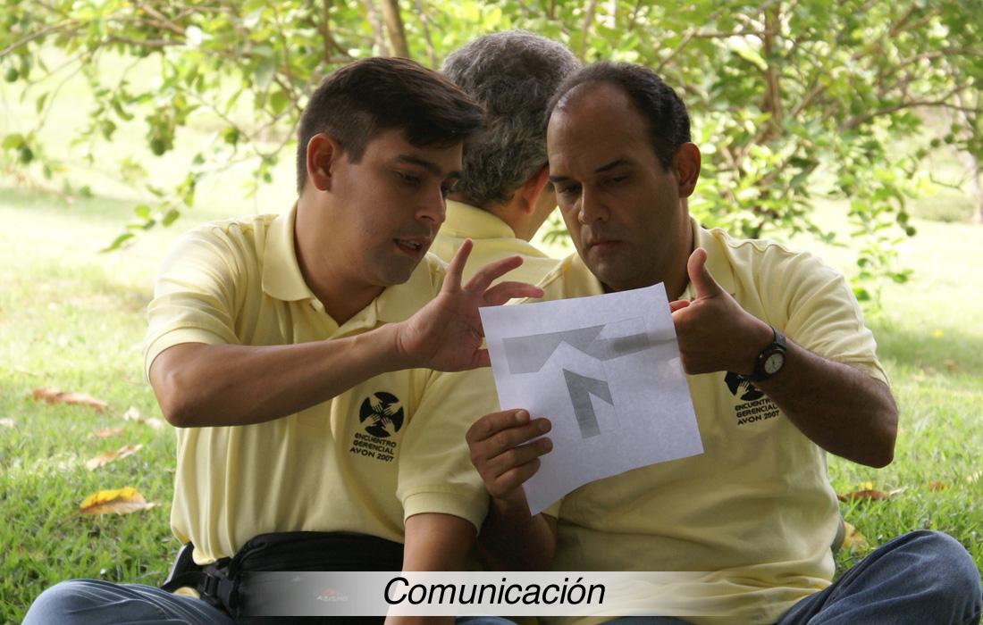 Conferencia de comunicación